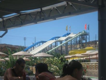 Wasserrutschen - Lido Waterpark