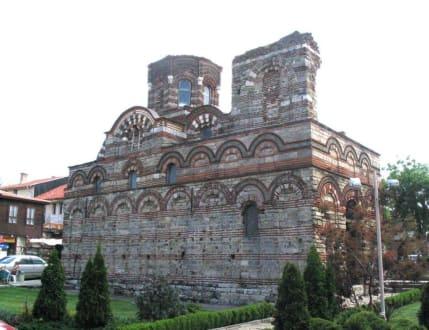 Nessebar - Kirche Christus Pantokrator