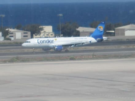 Flughafen Gando - Flughafen Gran Canaria (LPA)