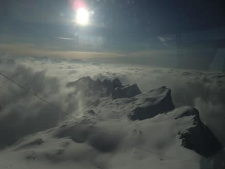 Mountain/Volcano/Hills - Säntis Mountain