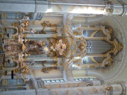 Altarraum - Frauenkirche