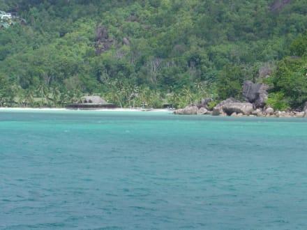 Seychellen - Katamaran Tour Baie Ste Anne