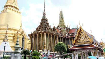 Wat Phra Keo und Königspalast / Grand Palace - Wat Phra Keo und Königspalast / Grand Palace