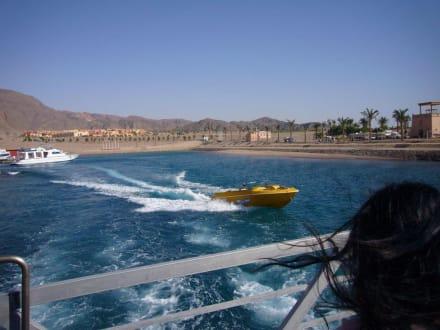 Schnellfähre - Ausflug nach Jordanien und Israel