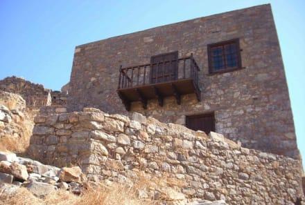 Gebäude - Insel Spinalonga / Kalidonia