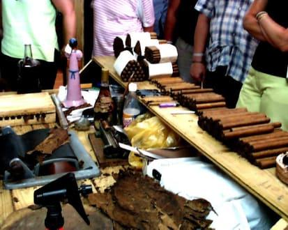Zigarren Produktion - Domenico Zigarren Manufactur