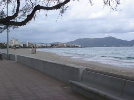 Strand von Calla Millor - Strand Cala Millor