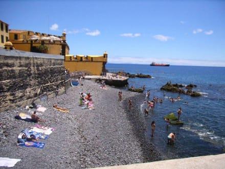 Forte de São Tiago - Festung - Forte de São Tiago