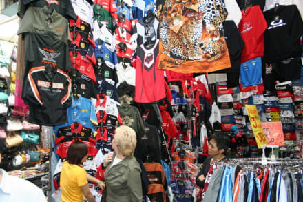 Markt in HK - Ladies Market