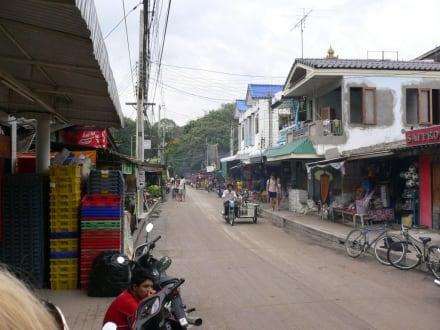 Shopping auf Koh Samet - Einkaufen