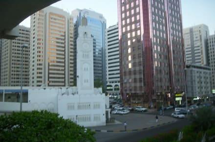 City - Skyline Abu Dhabi
