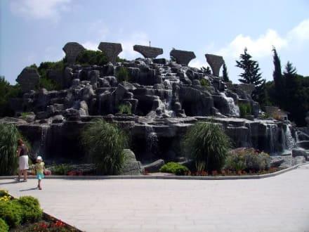 Belek-City - Brunnen in Belek