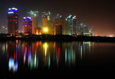 Jumeirah Beach - Zentrum Dubai