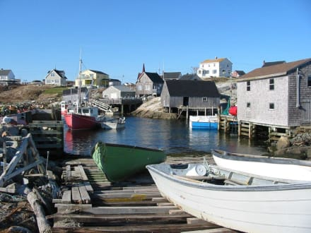 Peggy's Cove - Hafen Peggy's Cove
