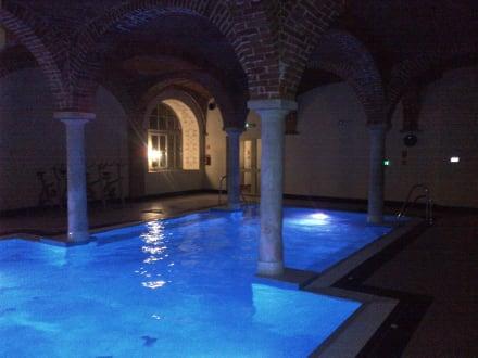 Basen - Schlosshotel Wiechlice