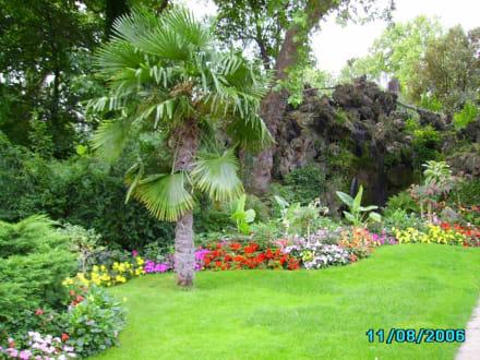 Park Monceau Paris - Park Monceau