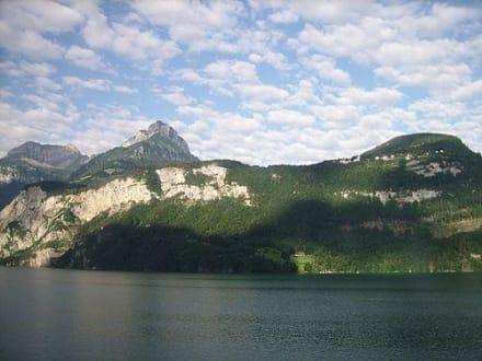 Berg/Vulkan/Gebirge - Vierwaldstättersee