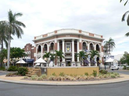 Historisches Bankgebäude - Heritage Walk