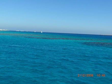 Blauer gehts nicht - Giftun / Mahmya Inseln