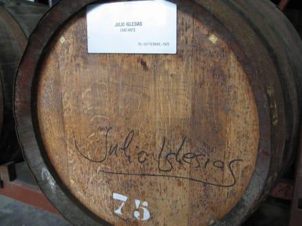 Prominente Besucher - Destillerie Arehucas