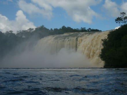 Salto Sapo - Wasserfälle von Canaima - Salto Sapo