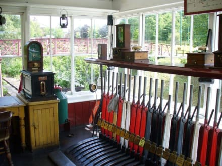 Im Museumsdorf - Beamish Open Air Museum