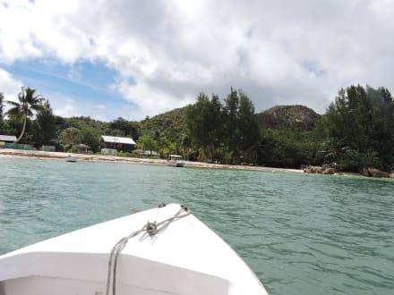 Ausflug - Insel Curieuse