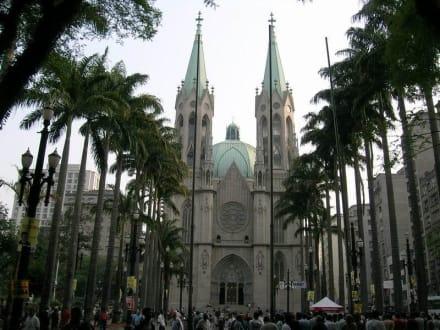 Dom am Praça da Sé in Sao Paulo (2004) - Kathedrale Metropolitana de São Paulo