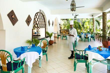 Restaurant, terrace  -