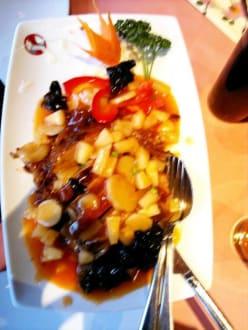 Essensgericht - Restaurant Tang