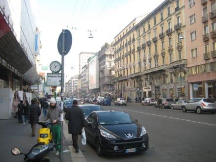 Einkaufsstraße - Corso Buenos Aires