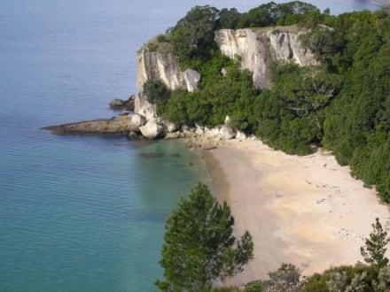 Strand/Küste/Hafen - Cooks Beach