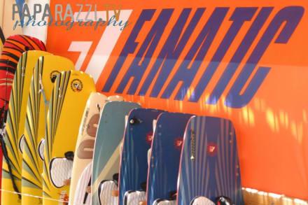 Kiteboards Fanatic - Windsurfschule Vasco Renna