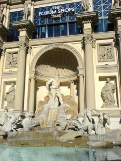 Brunnen - The Forum Shops