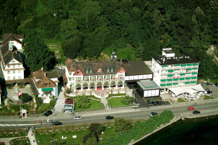 lucerne hotel seeburg luzern: