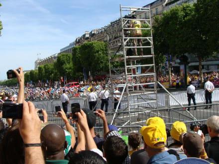 Endspurt - Le Tour de France