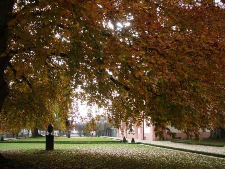 Tolle Parkanlage am Schlosshotel - Schloss Weilburg