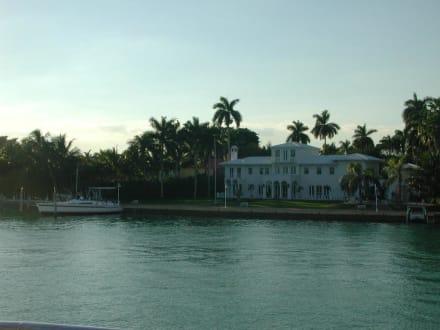 Villa - Star Island Miami