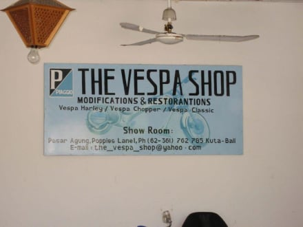Vespa Shop - Vespa Shop
