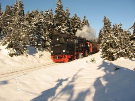 Brockenbahn - Brocken