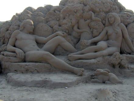 adam und eva - Freilichtmuseum Sandland