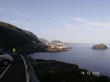 Die Anfahrt nach Teno - Punta de Teno