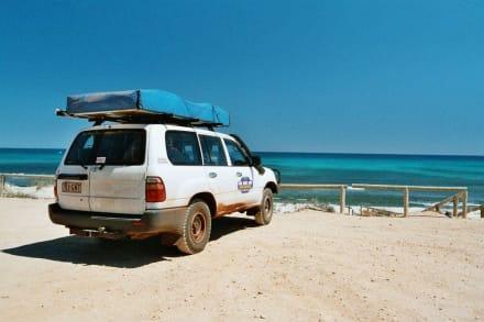 Cape Range Nationalpark - Ningaloo Reef Marine Park