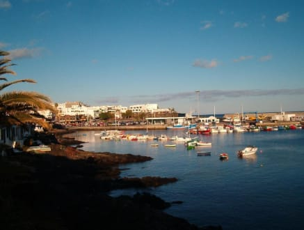 Der Hafen von Puerto del Carmen - Hafen Puerto del Carmen