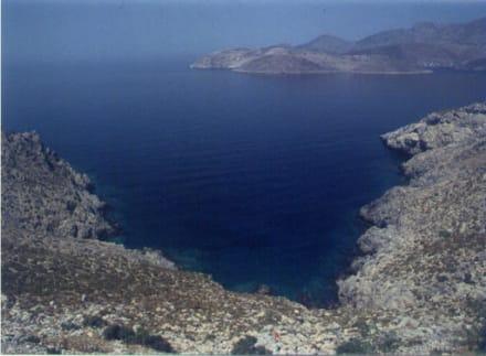 Kalymnos - Bucht von Rina