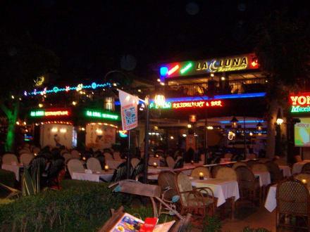 Am Hafen Bars, Discos, Restaurants - Restaurant La Luna