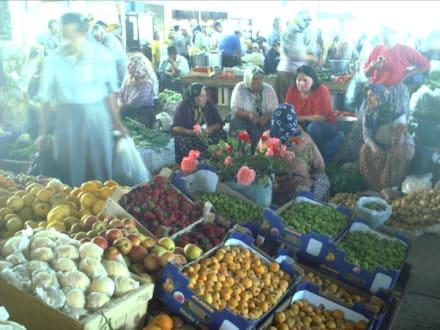 Türkei - Manavgat - Gemüsemarkt - Markt