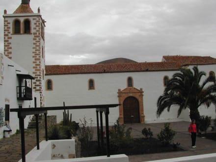 Betancuria - Kirche Santa Maria de Betancuria