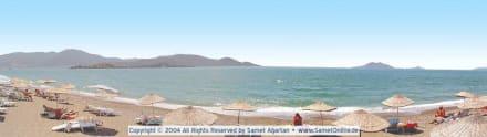 Calis Strand Panorama - Strand Calis