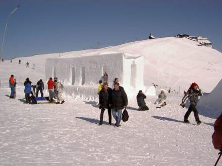 Schigebiet Zell am See - Skifahren